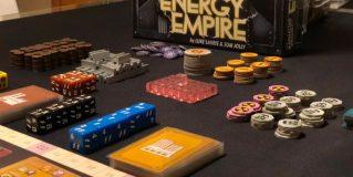 'The Manhattan Project. Energy Empire', juegazo
