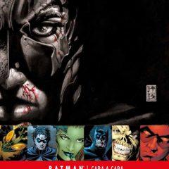 'Grandes Autores de Batman James Robinson – Cara a Cara', carta de presentación