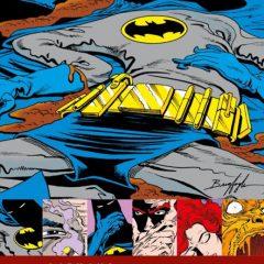 'Grandes Autores de Batman: Norm Breyfogle – La Pandilla del Fango', reconocimiento merecido