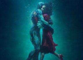 'La forma del agua', bonito e inane cuento