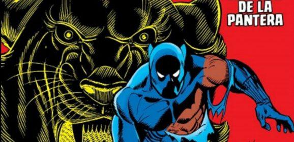 'Marvel Gold Pantera Negra Volumen 1: La Furia de la Pantera', dos caras de la misma moneda