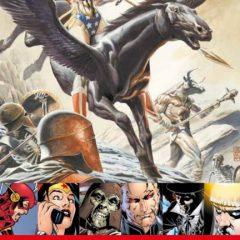 'Grandes Autores de Wonder Woman Greg Rucka – De Piedra', de vuelta con los dioses