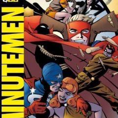 'Antes de Watchmen. Minutemen', uno de tres