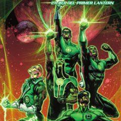 'Green Lantern: La Ira del Primer Lantern, punto y final para una etapa mítica