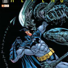 'DC Comics/Dark Horse Comics: Aliens', ¿Superhéroes contra criaturas nacidas para matar? ¡Compro!