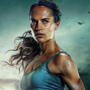 'Tomb Raider', Indiana Croft