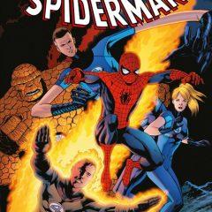'Marvel Saga Spiderman: A Cara Descubierta', arreglando el «mefistazo»