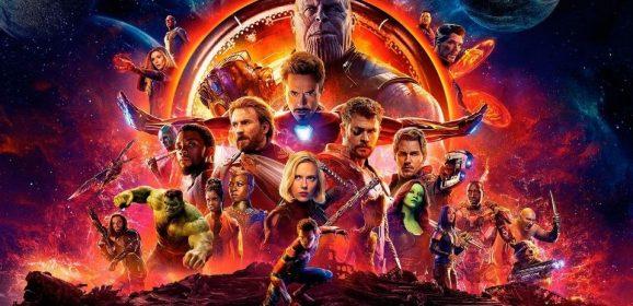 'Vengadores: Infinity War', la madre de todas las películas Marvel
