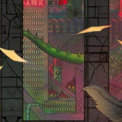 'Cuaderno de tormentas', las mil y una noches de Rubín