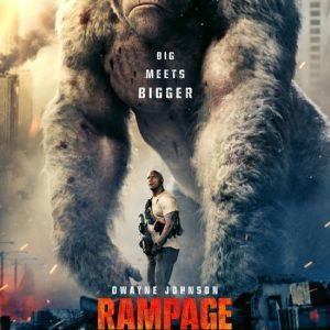 'Proyecto Rampage', muerte-destrucción y La Roca
