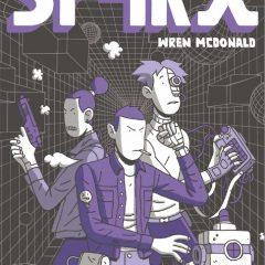 'SP4RX', un futuro perdido en el ciber espacio