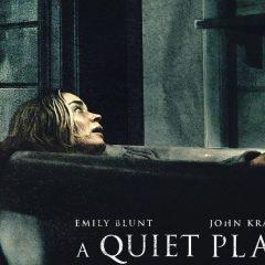 'Un lugar tranquilo', silente cumbre del género