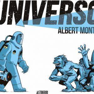 '¡Universo!', obra maestra del <i>sci-fi</i>