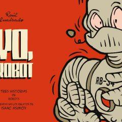 'Yo, robot', Asimov en viñetas