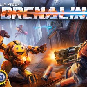'Adrenalina', first-person shooter en una caja