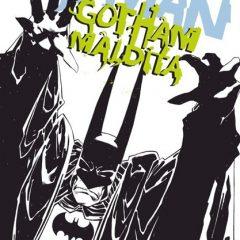 'Batman: Gotham Maldita', el monstruoso Hombre Murciélago