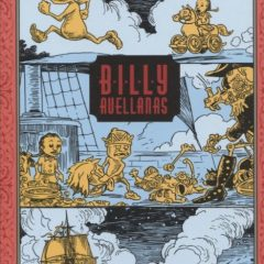 'Billy Avellanas', imaginativa y surrealista