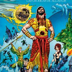 'Aquaman: Las Crónicas de Atlantis', Historia Submarina 101