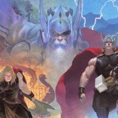 'Thor. El carnicero de dioses', pasado, presente y futuro del trueno