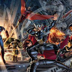'Los Vengadores. Todo muere', camino a 'Infinity'