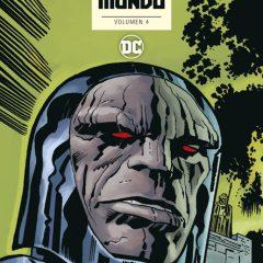 'El Cuarto Mundo de Jack Kirby Volumen 4', el enfrentamiento definitivo llega a su fin