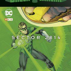 'Green Lantern: Sector 2814', la noche más oscura se ilumina de verde