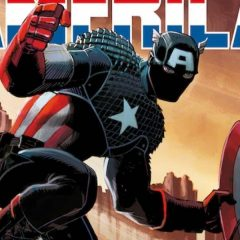 'Capitán América de Rick Remender. Náufrago en la dimensión Z', fantástico viraje