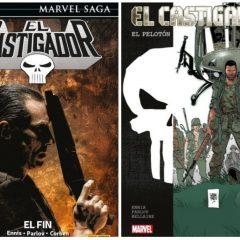 'El Castigador 12. El fin' & 'El Castigador: El Pelotón', alfa y omega de Frank Castle