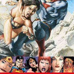 'Grandes Autores de Wonder Woman – Greg Rucka: Sacrificio', que pase el siguiente