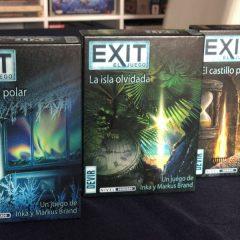'EXIT', sin escapatoria