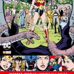 'GAdWW – George Pérez: Extraños en el Paraíso', la superheroina se humaniza