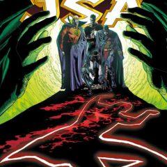 'JSA de Geoff Johns Volumen 7', paso a paso llegamos a la antesala del adiós