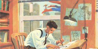 'Joe Shuster. Una historia a la sombra de Superman', reivindicación de un genio