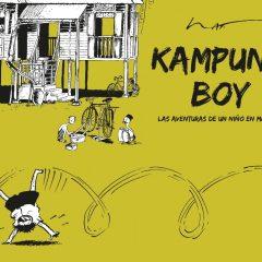 'Kampung Boy. Las aventuras de un niño en Malasia', otros mundos