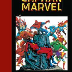 'La muerte del Capitán Marvel', historia viva del noveno arte