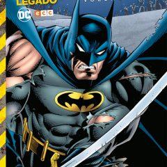 """'Batman: Legado Volumen 1', otro """"resfriado"""" de gran magnitud amenaza Gotham City"""