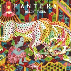 'Pantera', Brecht Evens, hijo bastardo de Lewis Carroll y Bill Watterson