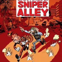 'Spirou y Fantasio 54.  Un botones en Sniper Alley', la diversión no decae