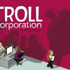 'Troll Corporation', hay que quererlos…