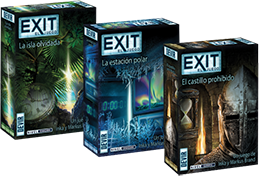 Cajas de Exit 4, 5 y 6
