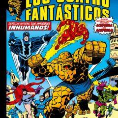 'Marvel Gold Los Cuatro Fantásticos: ¡Caos en el Gran Refugio!', que no pare la magia