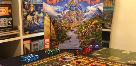 'Ganges', Kali Ma Shakti De!
