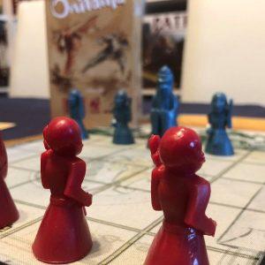 'Onitama', ajedrez…¡¡¡kiaaa!!!