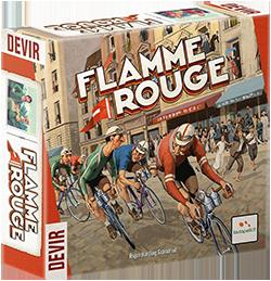 Caja de Flamme Rougue