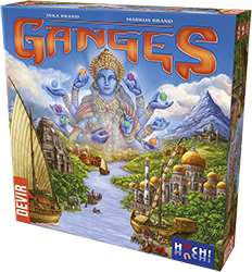 Caja de Rajas of the Ganges