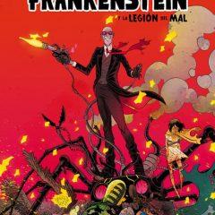 'Sherlock Frankenstein y La Legión del Mal', Black Hammer se hace cada vez más grande