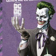 'Joker: Quien Ríe el Último Volumen 1', haciendo frente a la enfermedad