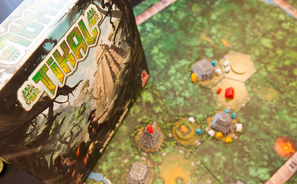 Tikal. Maldito Games