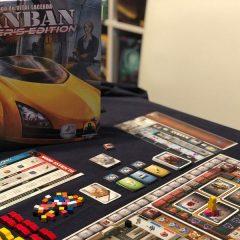 'Kanban. Driver's Edition', epítome de eurogame
