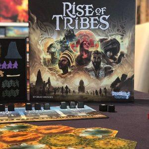 'Rise of Tribes', colonos prehistóricos